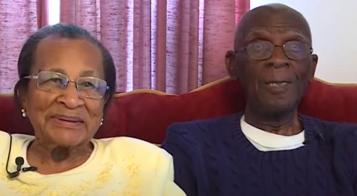Lui ha 103 anni e lei 100: festeggiano 82 anni di matrimonio e svelano i