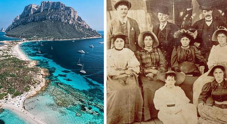 In Italien gibt es eine wilde und wunderschöne Insel, auf der sich das kleinste Königreich der Welt befindet