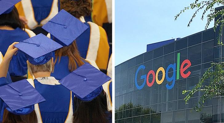 Google vuole rimpiazzare il classico percorso universitario con una laurea di 6 mesi