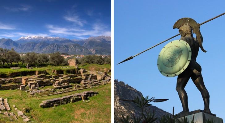 6 curiosités sur la vie à Sparte que nous racontent des aspects moins connus de cette ancienne civilisation guerrière