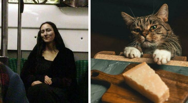 Zufällige Renaissance: 23 heute aufgenommene Fotos, die wie echte Kunstwerke aussehen