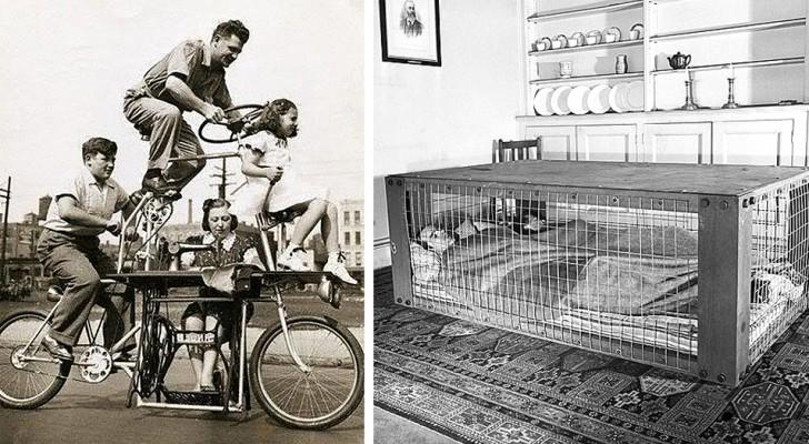 19 curieuses inventions du passé nous montrent les côtés les plus vintage et extravagants de la technologie