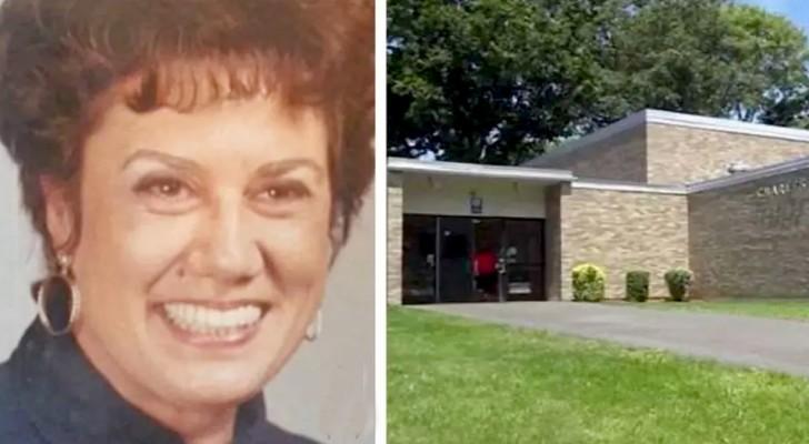 Una maestra donó todos los ahorros de su vida a la escuela donde trabajó durante 45 años
