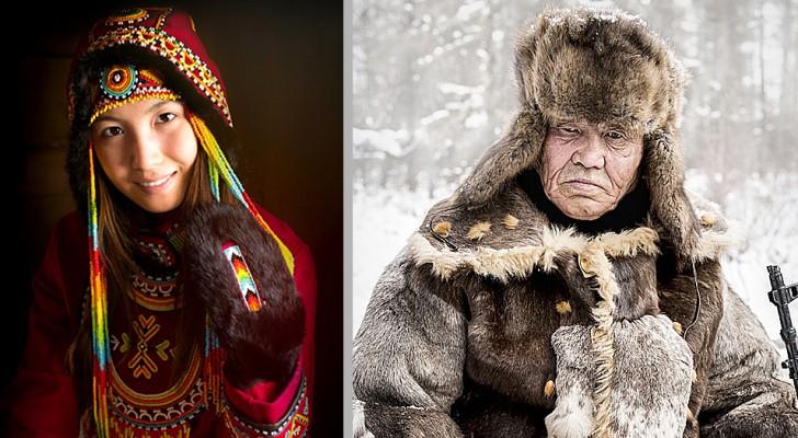Questo fotografo ha immortalato le popolazioni indigene siberiane in scatti dal fascino potente e profondo