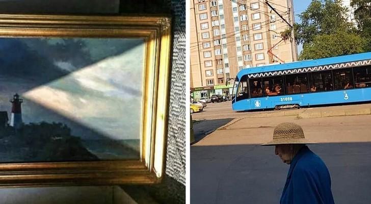 Das richtige Foto zur richtigen Zeit: 21 Bilder, die einen Preis für ihr Timing verdienen würden