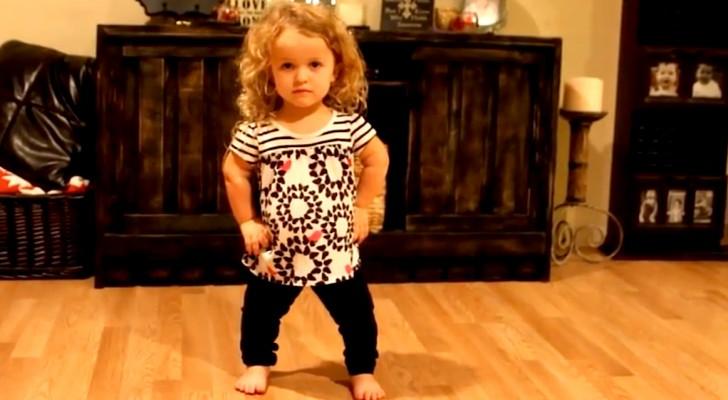 Sembra semplicemente una bimba che balla, ma il suo messaggio è IMPORTANTISSIMO.
