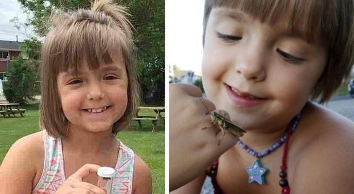 Ze werd gepest omdat ze van insecten hield: op 8-jarige leeftijd publiceerde ze al wetenschappelijk onderzoek