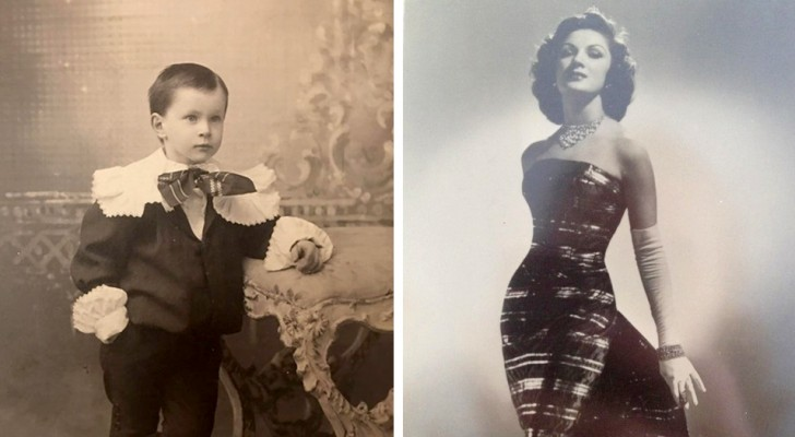 17 foto's uit het verleden die laten zien dat elegantie bij het aankleden een dagelijkse aangelegenheid was
