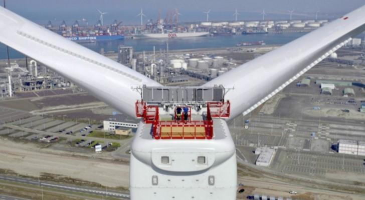 Diese neuen Windturbinen könnten mit einer einzigen Umdrehung ein Haus 2 Tage lang mit Strom versorgen