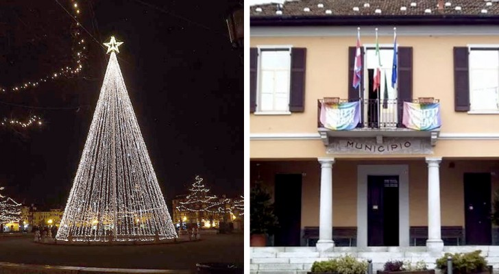 Depuis 32 ans, ce petit village d'Italie a renoncé aux lumières de Noël et a donné l'argent à des œuvres de charité