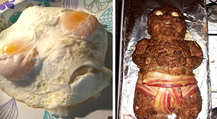 15 exemples de ratés en cuisine pour lesquels on ne sait pas s'il faut rire ou pleurer