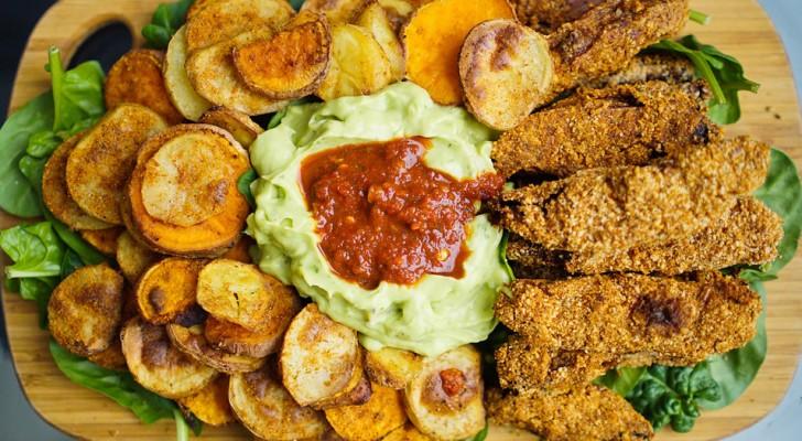 Eine Studie besagt, dass eine vegane und vegetarische Ernährung das Risiko von Knochenbrüchen erhöhen würde