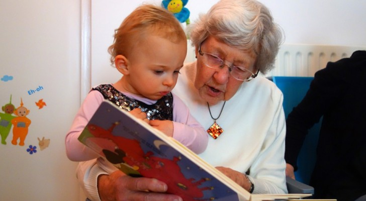 I'm not free day care: a grandmother wants to be paid to take care of her grandchild all day
