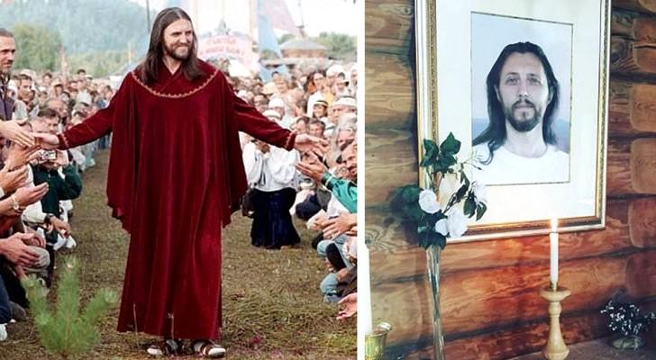 Deze man beweert de reïncarnatie van Jezus te zijn - hij heeft duizenden volgers en gelooft in een naderende apocalyps