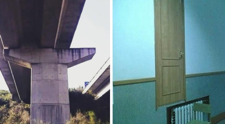 16 exemples de constructions si mauvaises qu'elles vous donnent envie de prendre un crayon et du papier pour les redessiner