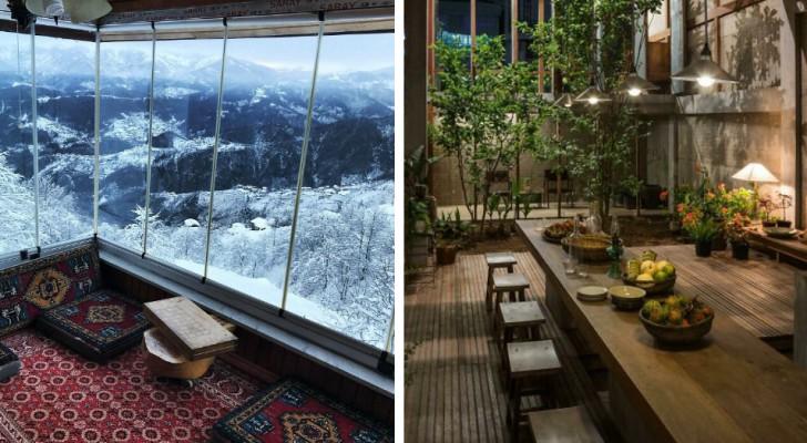 15 photos de maisons qui nous donnent immédiatement envie de déménager