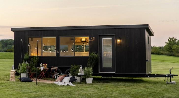 Ikea bietet umweltfreundliche, super-funktionale Mikro-Häuser an
