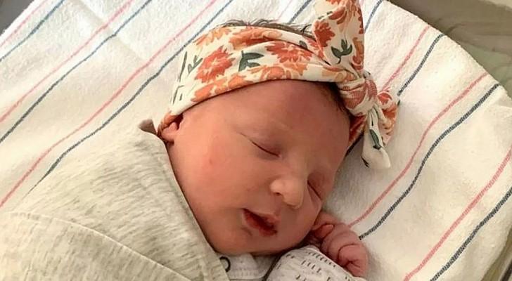 Sie ist gerade geboren, wurde aber vor 27 Jahren gezeugt: Dieses Kind könnte so alt sein wie ihre Mutter