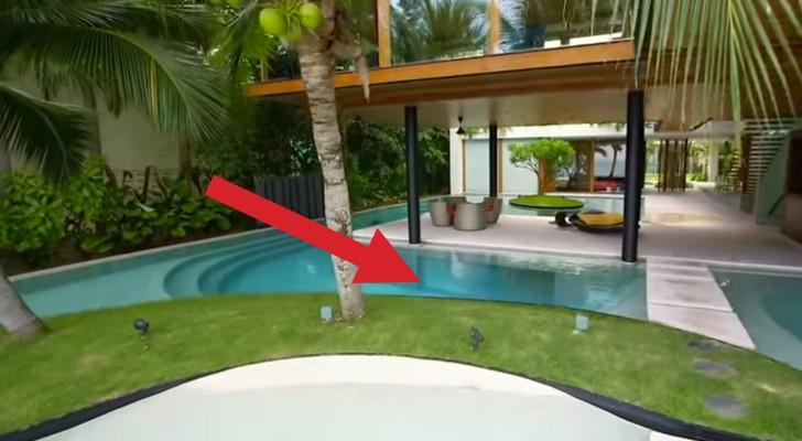 Scoprite il SEGRETO nascosto sotto questa casa da milioni di dollari. Pazzesca!