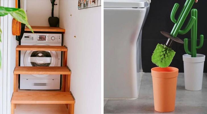 15 voorbeelden van innovatieve ontwerpen die ervoor zorgen dat je je huis wilt renoveren