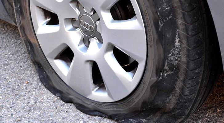 Un uomo ha tagliato le gomme a oltre 1.000 auto per conoscere le donne che le guidavano