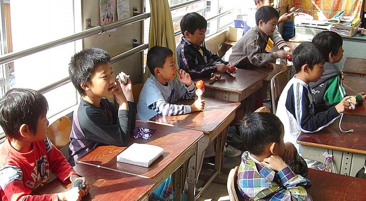 18 Verhaltensregeln an einer japanischen Grundschule: Viele Erwachsene konnten sich nicht daran halten
