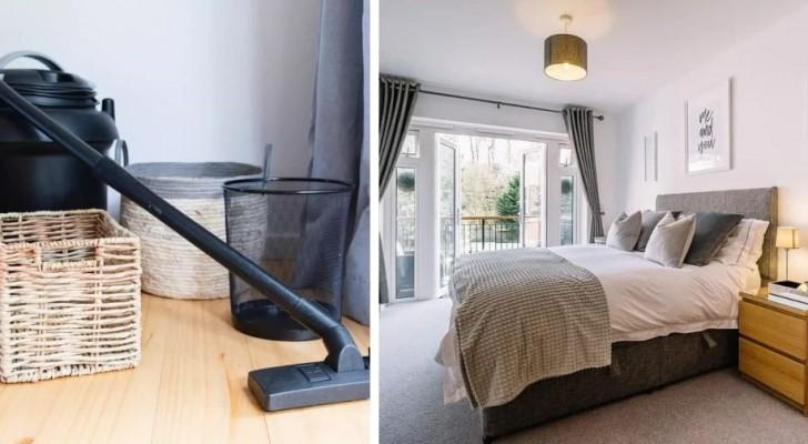 La routine più efficiente per pulire e rassettare la camera da letto in pochissimo tempo