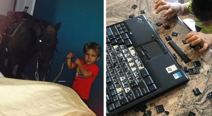 15 Fotos von unwiederholbaren Momenten, die perfekt zeigen, was es bedeutet, ein Elternteil zu sein