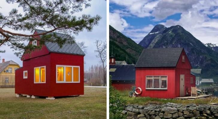 Una start-up progetta una casa