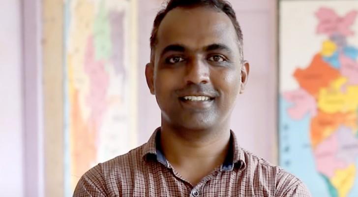 Lehrer gewinnt 1 Million Dollar für seine Arbeit mit armen Schülern: Er teilt es mit anderen Finalisten