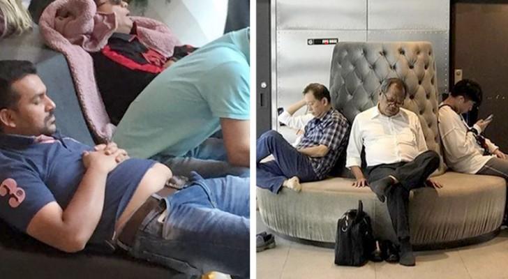 15 mannen die hun vrouw vergezelden tijdens het winkelen en daar enorm veel spijt van hadden