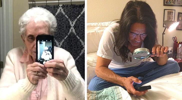 20 Eltern und Großeltern, die mit der Technik einfach nicht klarkommen