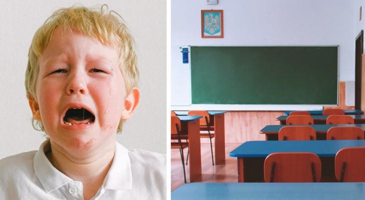 """4-jähriger Junge ist der Einzige in der Klasse ohne Weihnachtsgeschenk: von der Lehrerin bestraft, weil er """"zu unruhig"""" war"""