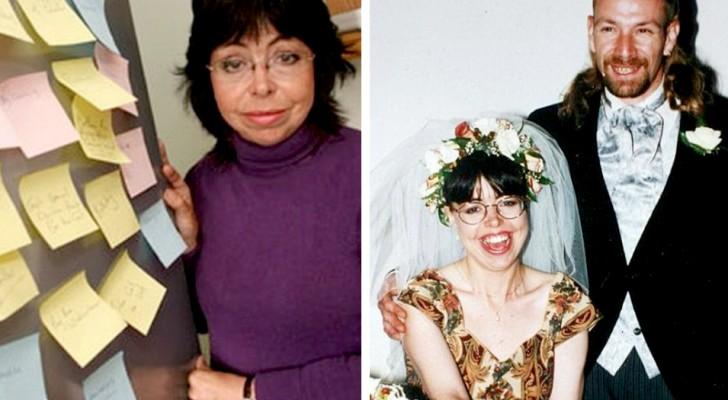 Ela perde a memória a curto prazo: ele mostra fotos do casamento deles todos os dias, para que ela se lembre