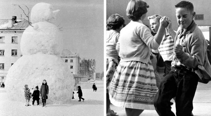 15 Aufnahmen aus der Vergangenheit, die uns besser in die Vergangenheit zurückversetzen können als ein Schulbuch