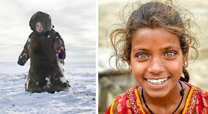Die Bilder dieses Fotografen zeigen uns, was es bedeutet, in verschiedenen Teilen der Welt ein Kind zu sein