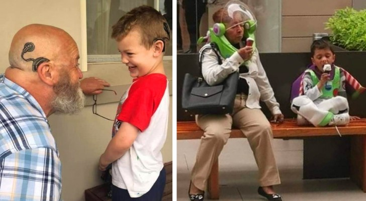 13 thoughtful grandparents who would literally do anything for their grandchildren