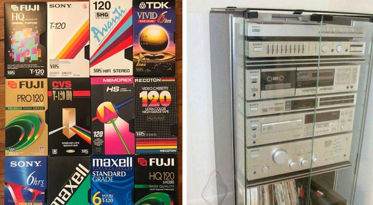 15 objecten uit het verleden waar iedereen geboren in de jaren '80 en '90 mee te maken had