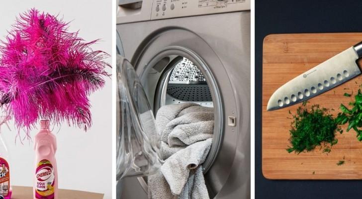8 erreurs à éviter quand on fait le ménage à la maison