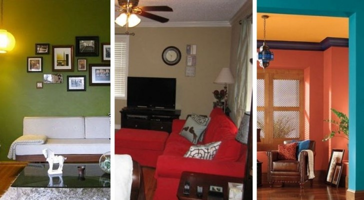Tutti i colori rischiosi e da evitare quando si dipinge l'interno e l'esterno di casa