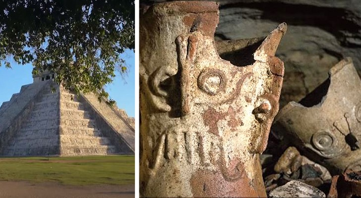 Messico: scoperta una grotta mai esplorata e ricca di tesori Maya sotto a una fitta rete di cunicoli