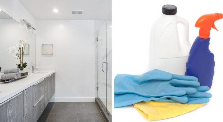 Le dritte da seguire per avere un bagno sempre pulito e ordinato