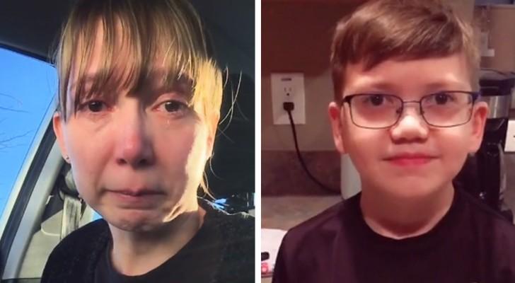 Mamma scoppia in lacrime perché non può pagare 1000$ di insulina per suo figlio diabetico: Sono l'unica?