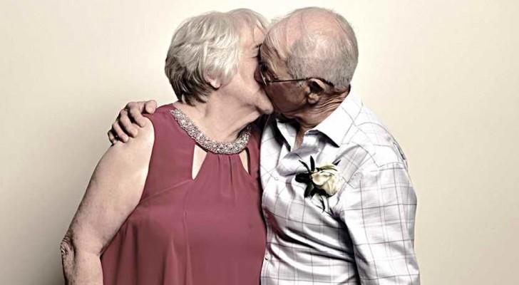 Deux amoureux de lycée se retrouvent après 70 ans et décident de se marier