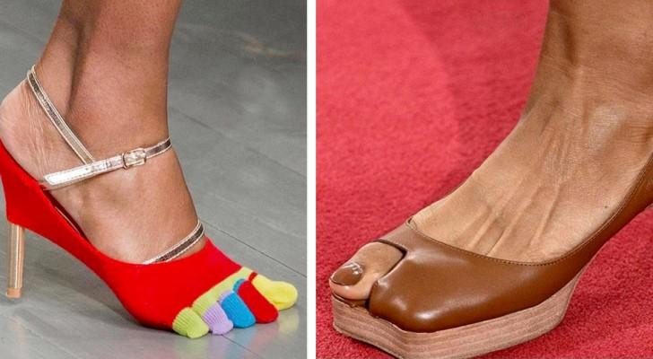 15 tvivelaktiga skor som kunder köpt för en förmögenhet