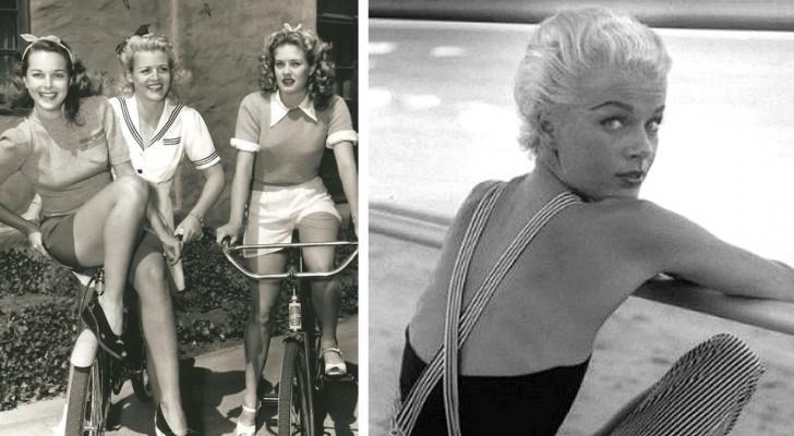 20 Fotos aus vergangenen Zeiten zeigen uns, dass die Frauen von damals eine einzigartige und unnachahmliche Klasse hatten