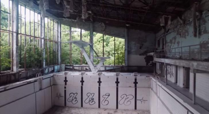 30 ans après Tchernobyl, voilà les incroyables images d'une ville fantôme