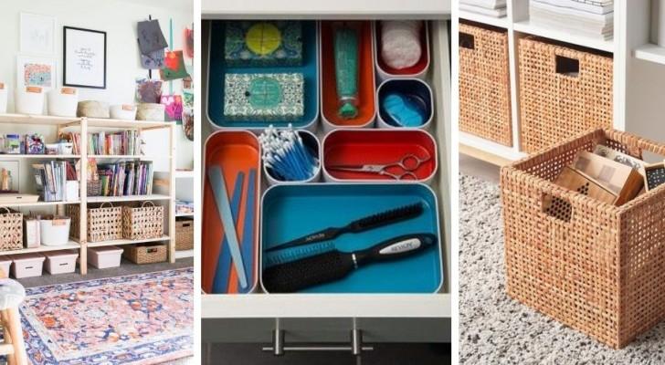 Les erreurs plus communes à éviter dans l'utilisation des espaces que nous avons à disposition à la maison