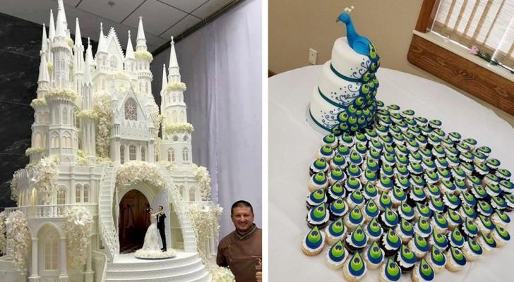 A magia do cake design: 15 bolos tão perfeitos que merecem um lugar de honra em um museu