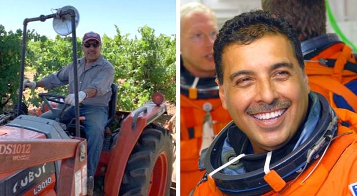 D'humble fermier à astronaute : la réussite de cet homme prouve qu'aucun rêve n'est trop grand
